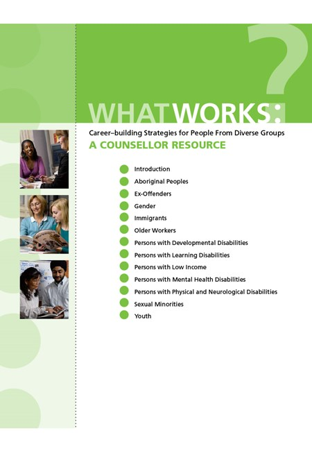 What Works:  Career-Building Strategies for People From Diverse Groups