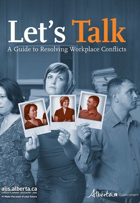 Let's Talk: A Guide to Resolving Workplace Conflicts