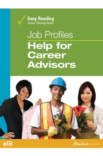 Easy Reading Job Profiles: Help for Career Advisors publication cover