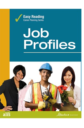 Easy Reading Job Profiles Listed by Occupational Group publication cover
