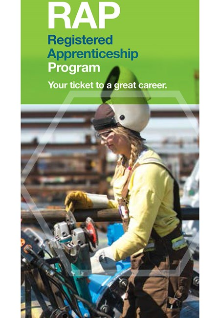 Registered Apprenticeship Program Brochure