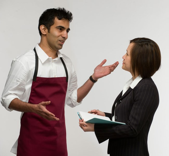 Succeed at Work Talking It Out - Resolving Conflict at Work
