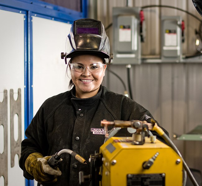 "Explore Education ""How do I get into the trades?"""