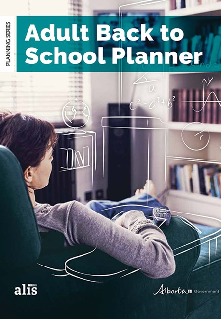 Adult Back to School Planner