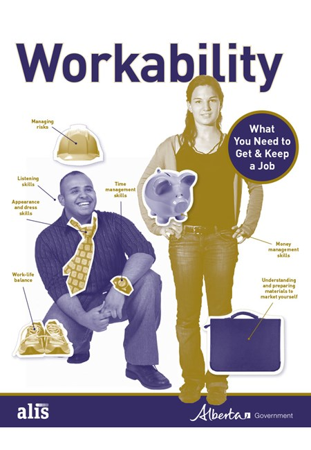 Workability: What You Need to Get & Keep a Job