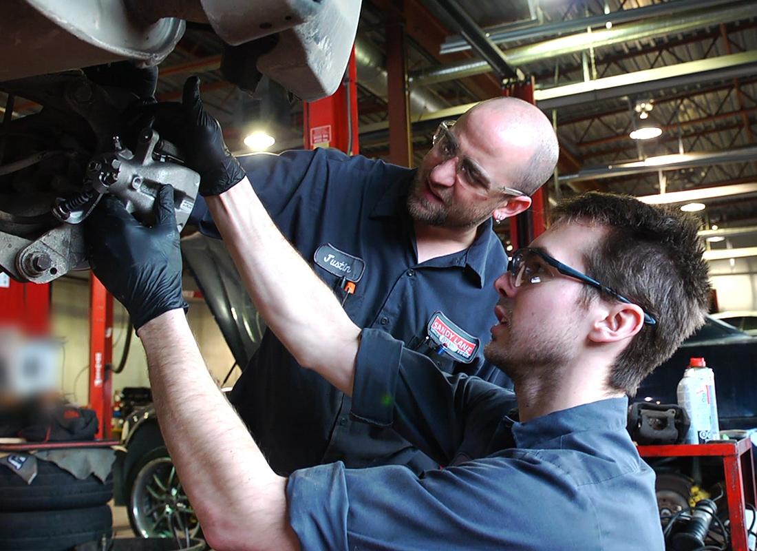 Automotive Service Technician Occupations In Alberta Alis