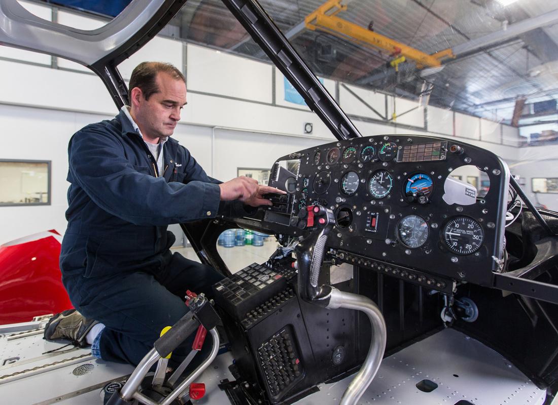 Avionics Technician: Occupations in Alberta - alis
