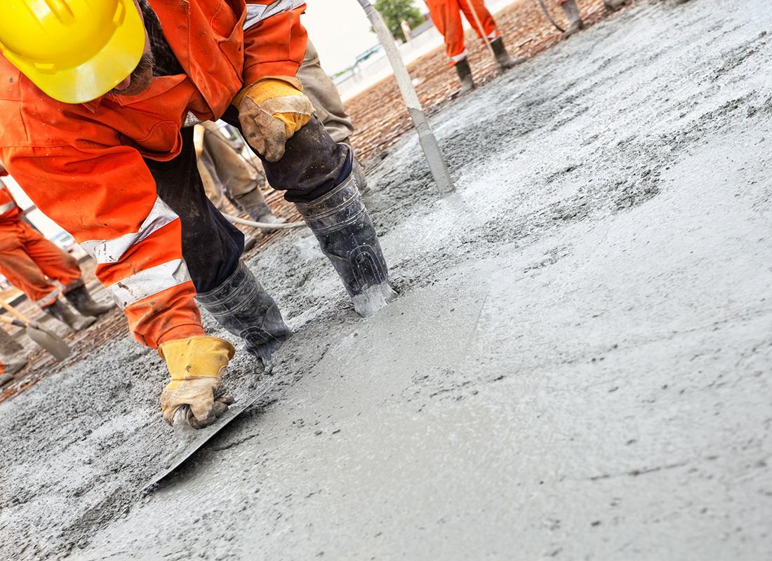 Concrete Finisher: Occupations in Alberta - alis
