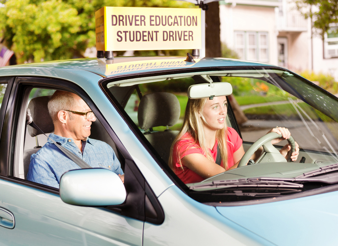 Teen online drivers education