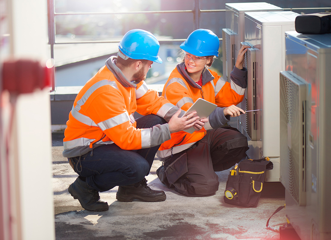 Refrigeration and Air Conditioning Mechanic: Occupations in Alberta - alis