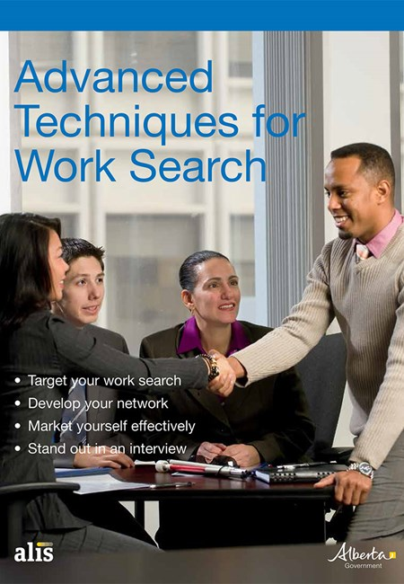 Advanced Techniques for Work Search