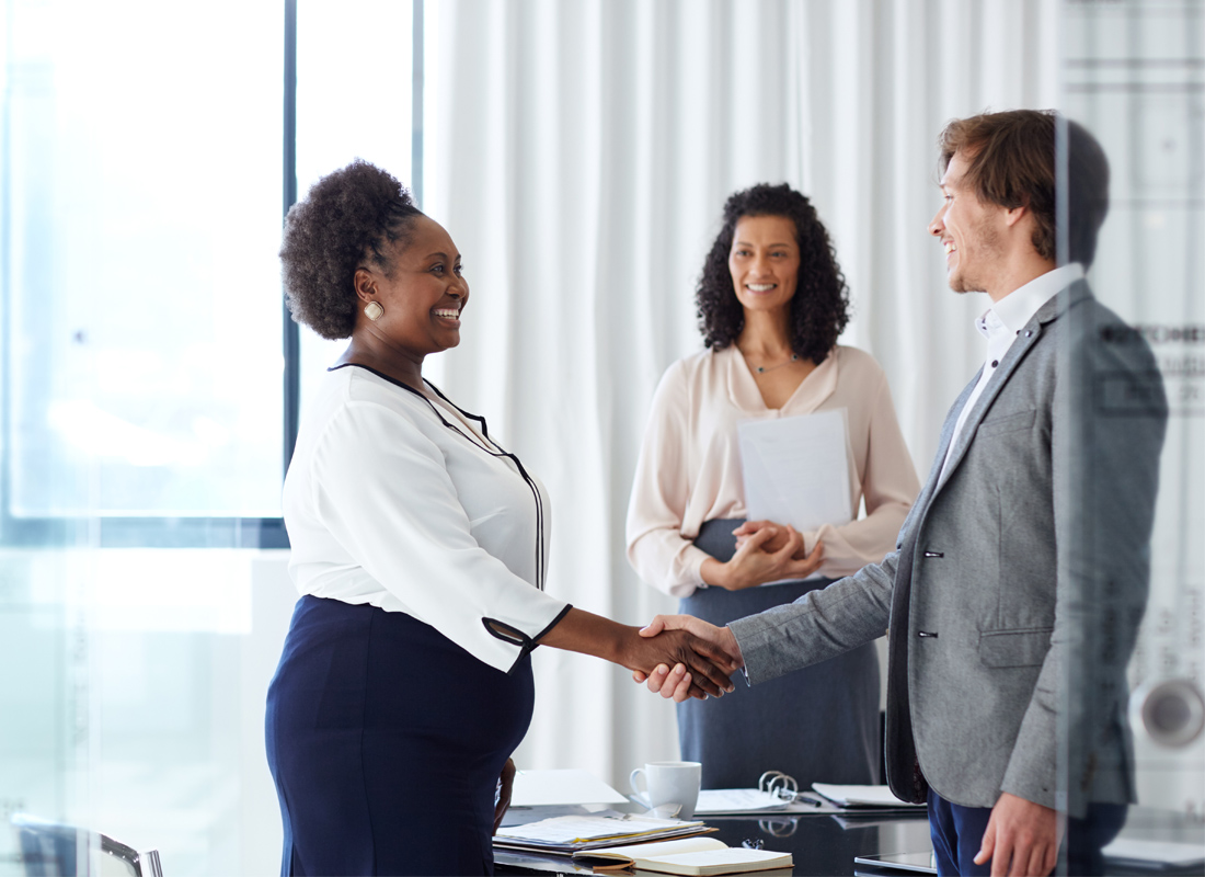 The image of a business person or How to make a favorable impression