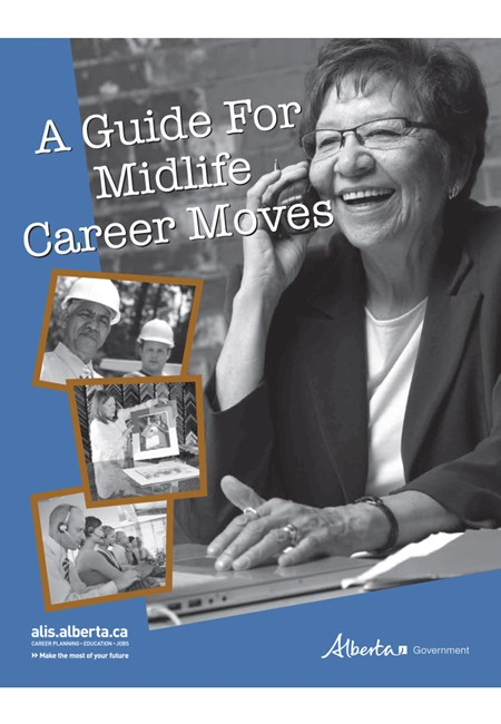 A Guide for Midlife Career Moves